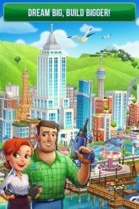 Dream City Metropolis apk hack