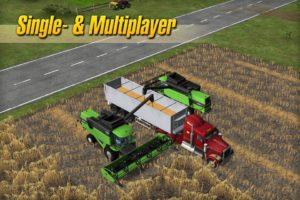 Farming Simulator 14 android hack
