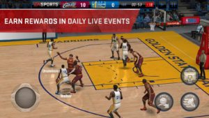 NBA LIVE Mobile apk hack