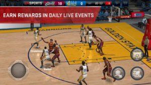 NBA LIVE Mobile apk hack