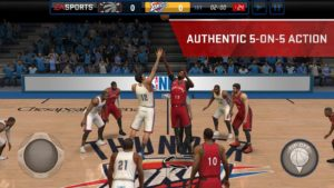 NBA LIVE Mobile android hack