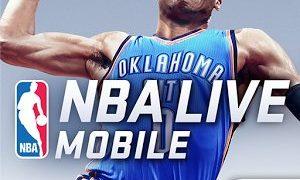 NBA LIVE Mobile hack