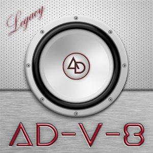 AD V 8ch Spirit box