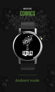 Joker Watch Face Ha-Ha android free