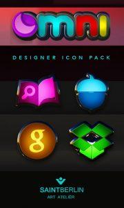 Omni Icon Pack apk