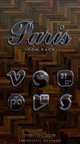 Paris Icon Pack apk