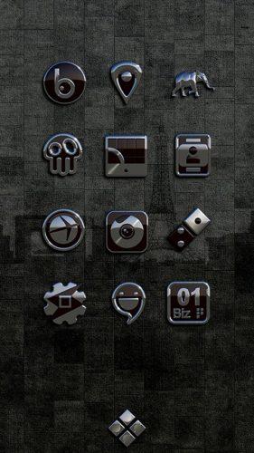 Paris Icon Pack apk free