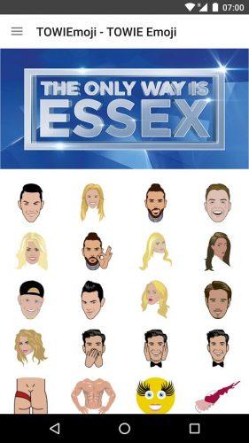 TOWIEmoji TOWIE Emoji apk