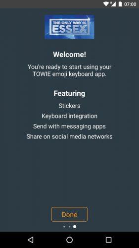 TOWIEmoji TOWIE Emoji android free