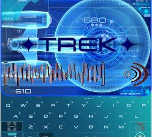 TREK Keyboard