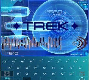 TREK Keyboard