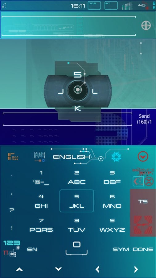 TREK Keyboard android free