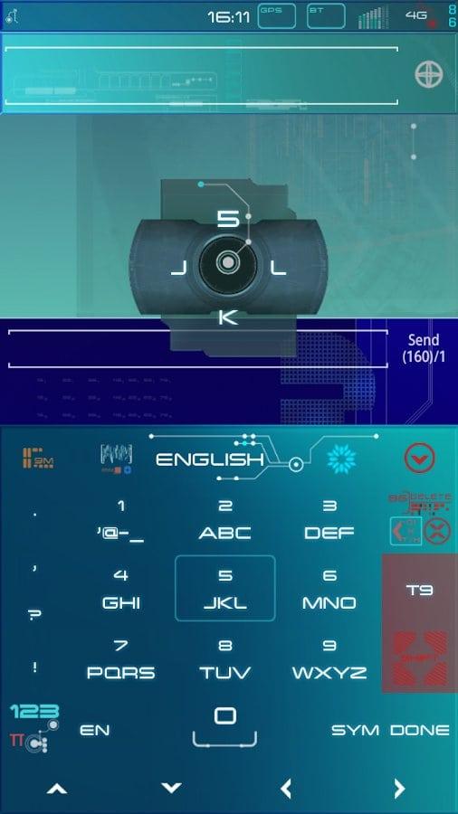 TREK Keyboard android free