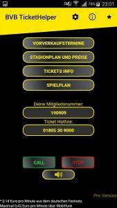 TicketHelper BVB Pro apk