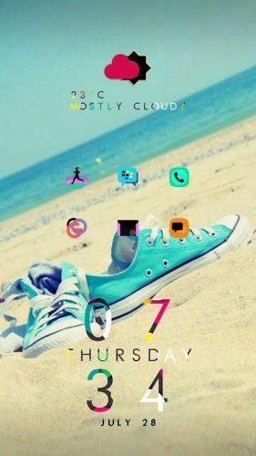 Zai3 Weather Komponents Kustom android free