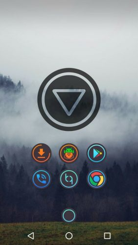 dARK Icon Pack apk free