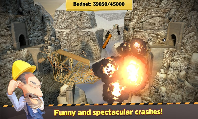 Bridge Constructor Android Free Download