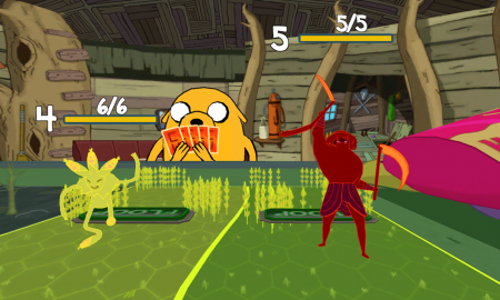 Card Wars Adventure Time Android Game Free Download