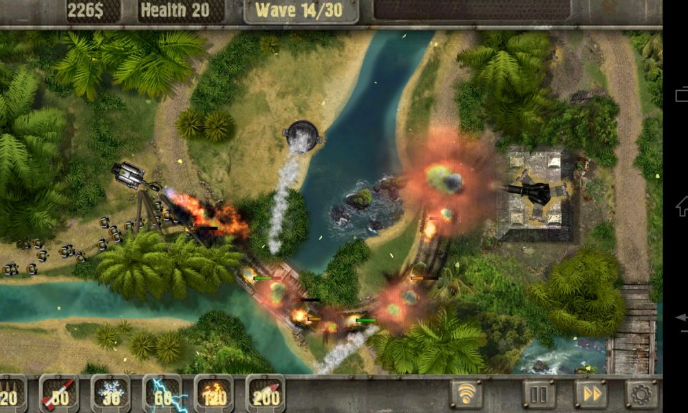 Defense Zone HD Android Game Free Download
