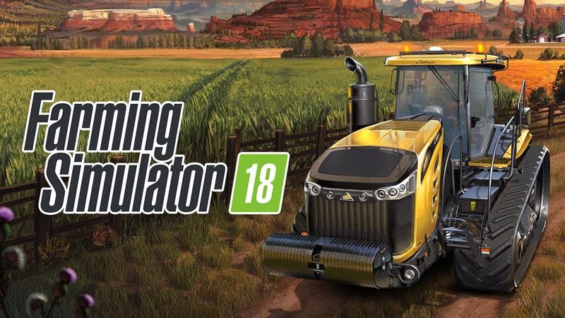 Farming Simulator 18 Android Free Download