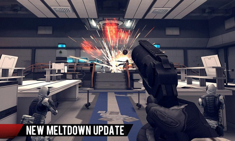 Modern Combat 4 Zero Hour Android Game Free Download
