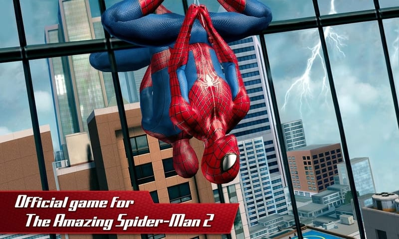 The Amazing Spider-Man 2 Android Free Download