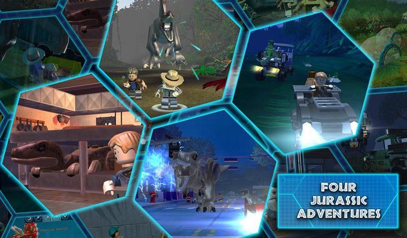 LEGO Jurassic World Apk Free Download