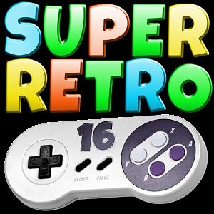 SuperRetro16 SNES Emulator Android