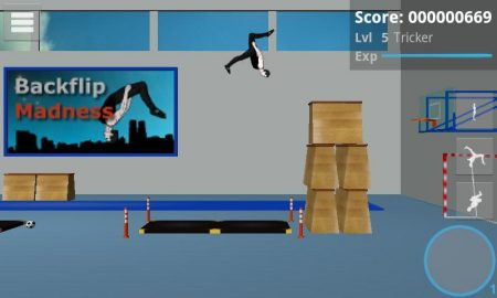 Backflip Madness Android