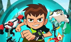 Ben 10 Up to Speed Android Free Download