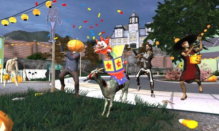 Goat Simulator GoatZ Android Game Free Download