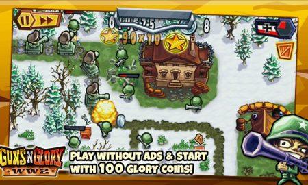 Guns'n'Glory WW2 Premium Android Game Free Download
