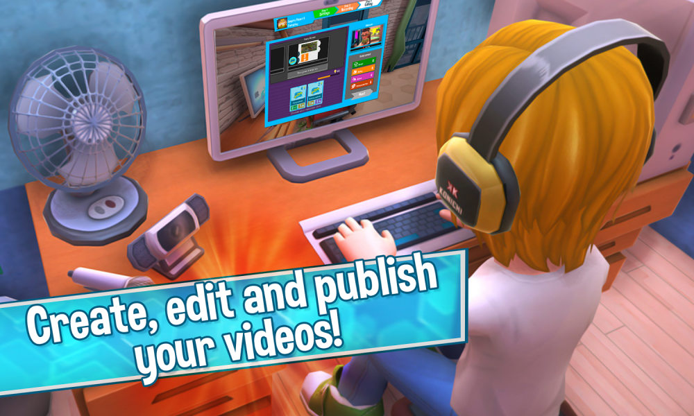 Youtubers Life Android Game Free Download