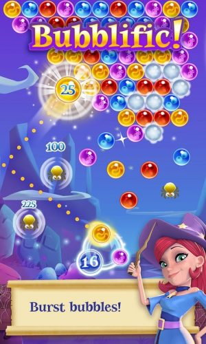 Bubble Witch 2 Saga Android Hack