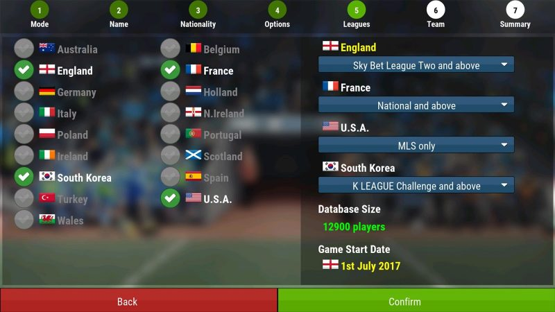 Football Manager Mobile 2018 Android Free Download