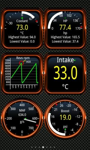 Torque Pro (OBD 2 & Car) Android App Free Download