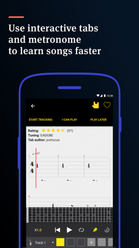 Ultimate Guitar Tabs & Chords Hack APK Download for Android ...