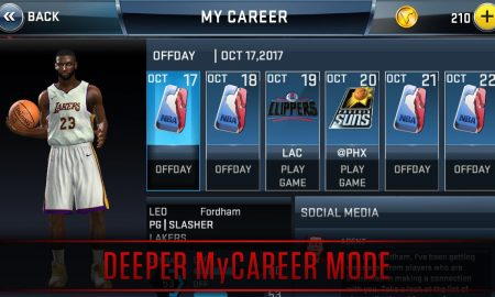 NBA 2K18 Android Free Download