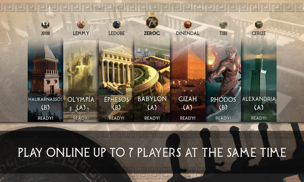 7 Wonders Android Free Download