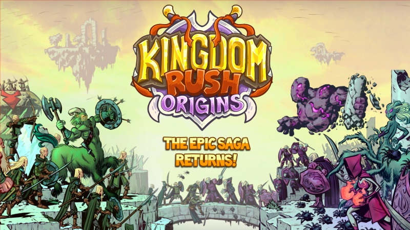 Kingdom Rush Origins Android Free Download