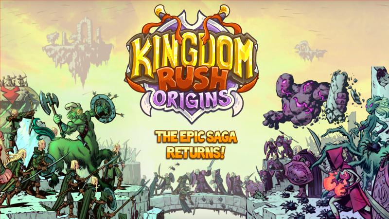 Kingdom Rush Origins Android Free Download