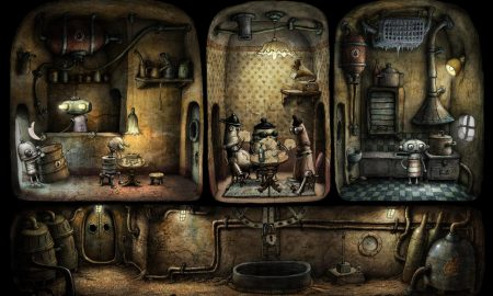 Machinarium Android Free Download