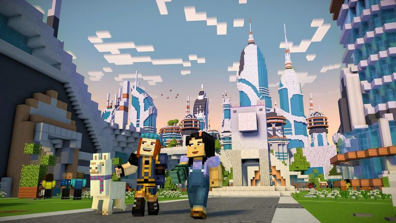 Minecraft Story Mode - Season Two Android Free Download
