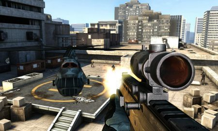 Modern Combat 3 Fallen Nation Android Free Download