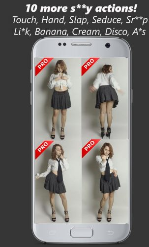 Pocket Girl PRO - Virtual Girl Simulation Android Free Download