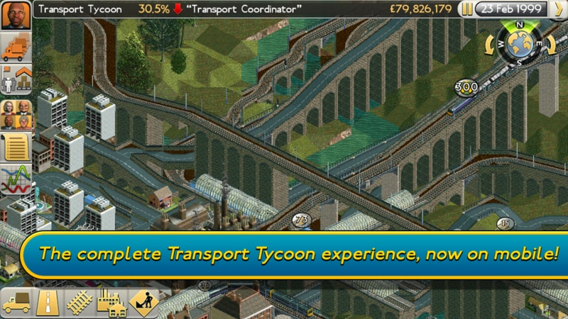 Transport Tycoon Android Free Download