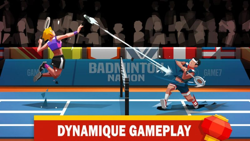 Badminton League Android Game Hack
