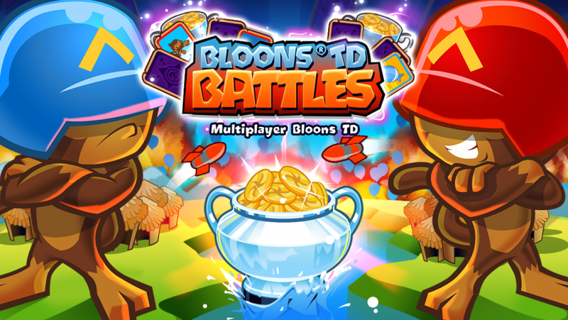 Bloons TD Battles Android Game Hack