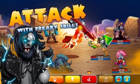 Monster Legends RPG Android Game Hack