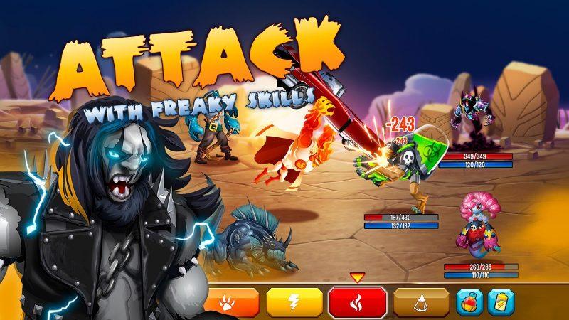 Monster Legends RPG Android Game Hack